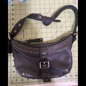 Marc Jacobs designer gray leather purse 👜